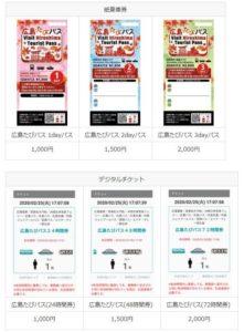 紙乗車券とデジタルチケット