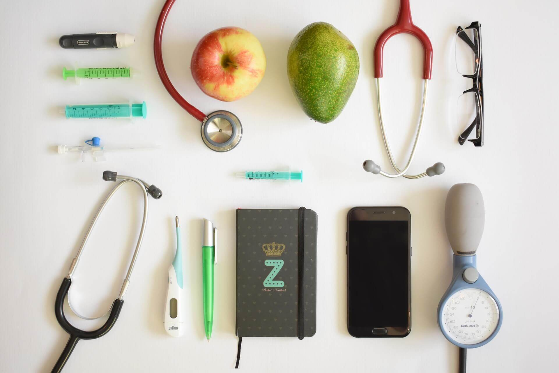 看護師,入職,持ち物